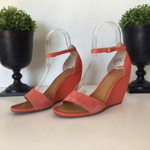 Seychelles Thyme Wedge Sandals, 6 1/2